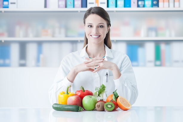 dietetyk owoce iwarzywa